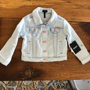 Toddler Jean jacket NWT